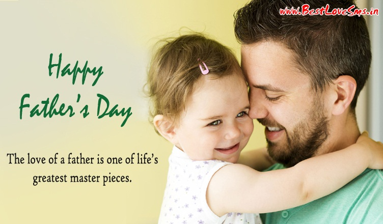 Fathers Day Wallpapers Quotes by Baby Girl