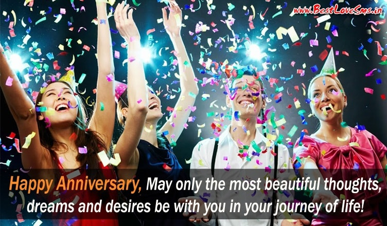 Marriage Anniversary Messages for Friends